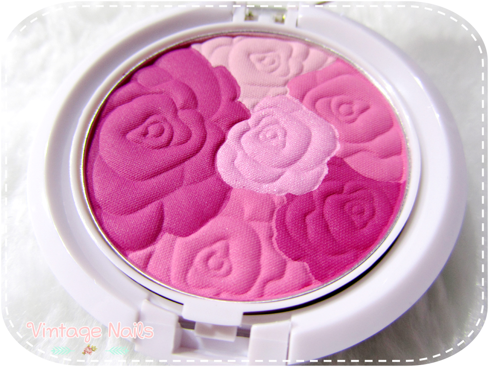 H&M, colorete, blush, maquillaje, makeup, review, swatch