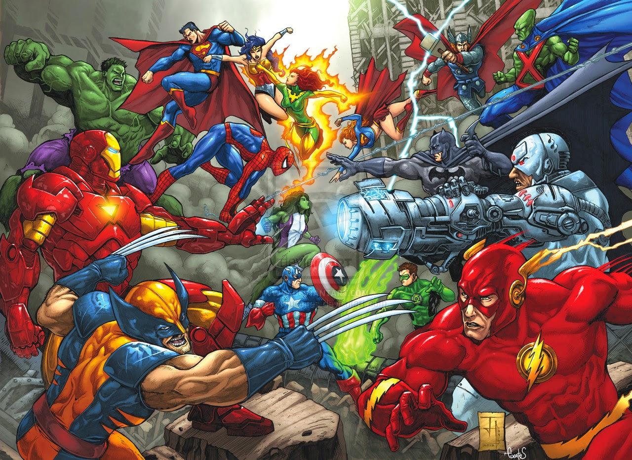 Mundo de Heróis