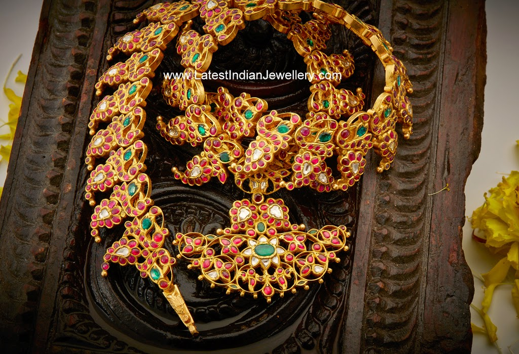 Antique Finish Bridal Mango Haram