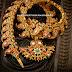 Antique Finish Bridal Mango Haram