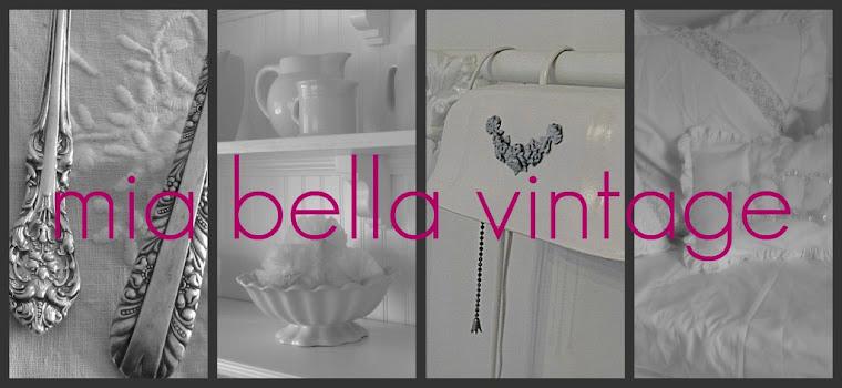Mia Bella Vintage
