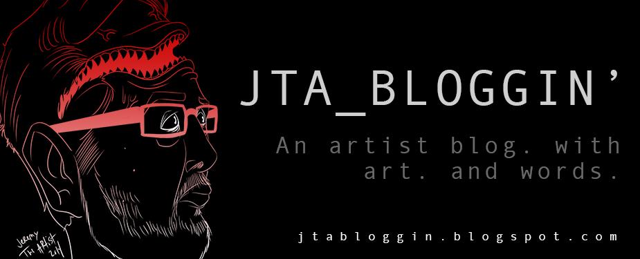Jeremy The Artist Bloggin'