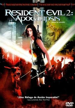 Resident evil 2 apocalipsis (2004) HD 720p [MEGA] [LATINO] Online