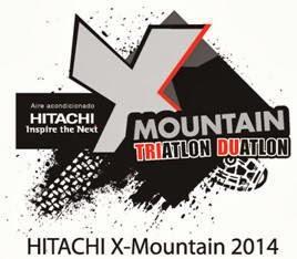 Hitachi X-Mountain 2014