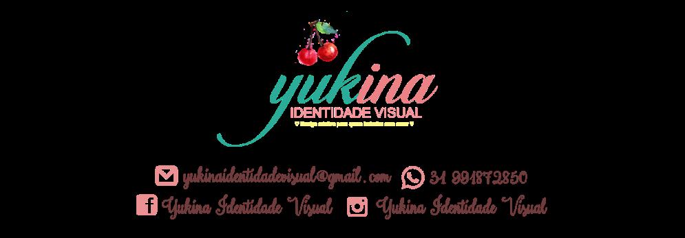 yukina identidade visual