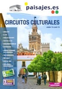 Catálogo de viajes Paisajes 2016 España y Francia