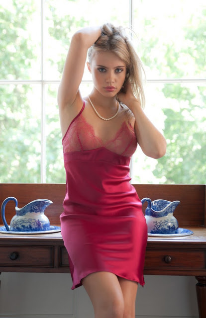 Xenia Tchoumitcheva sexy photo
