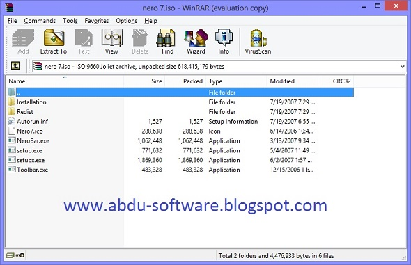 Free Download WinRAR 5.00 Beta 2 (32-bit/64-bit) Update Terbaru 2013