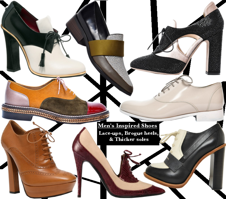 Womens Men's Inspired Shoes Trend
