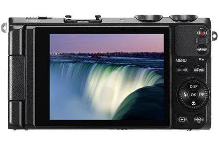 Samsung EX2 F 3 Inch LCD Display