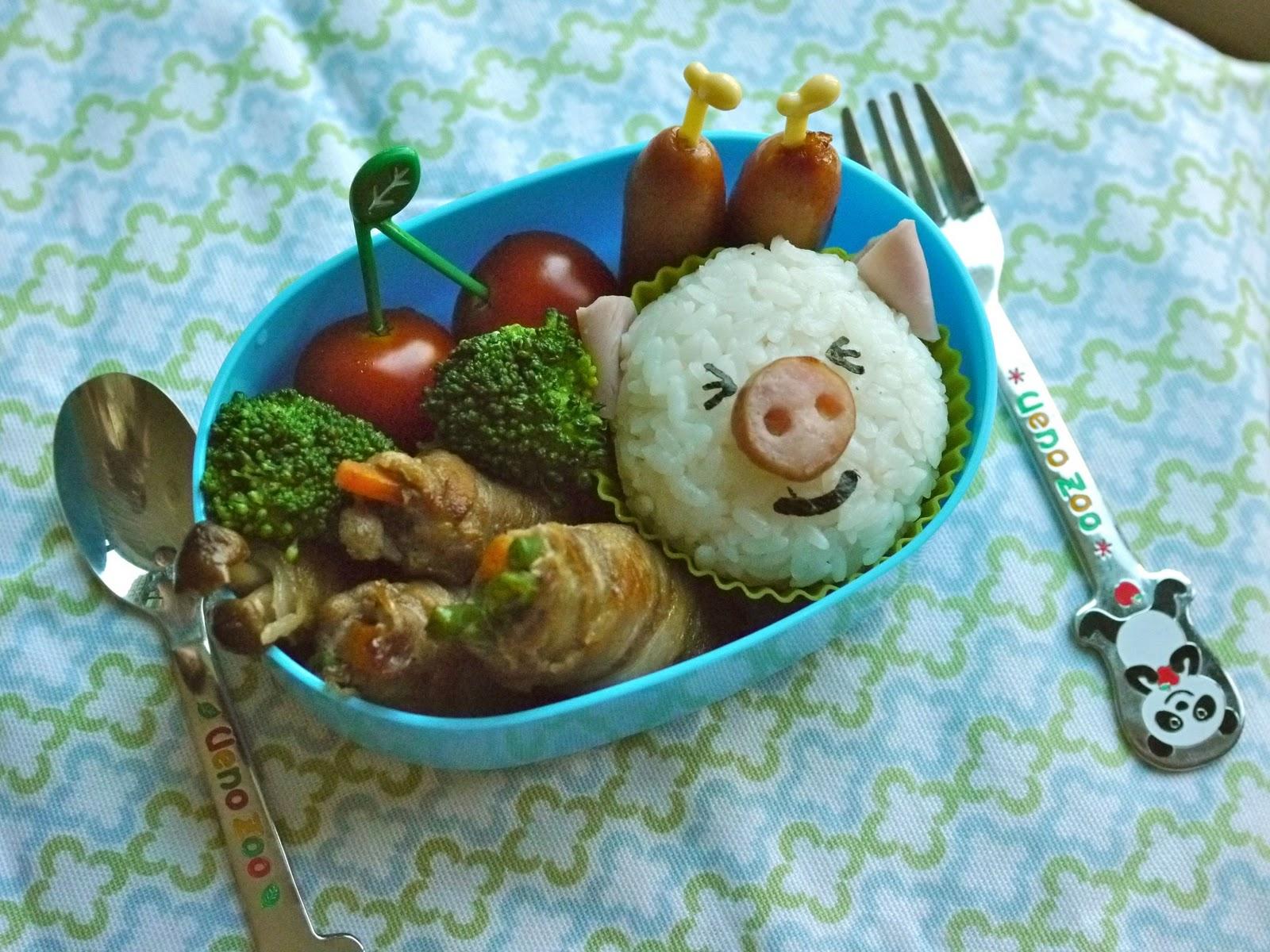日式便當菜譜_日式便當_一道省時的懶人日式便當菜 ...
