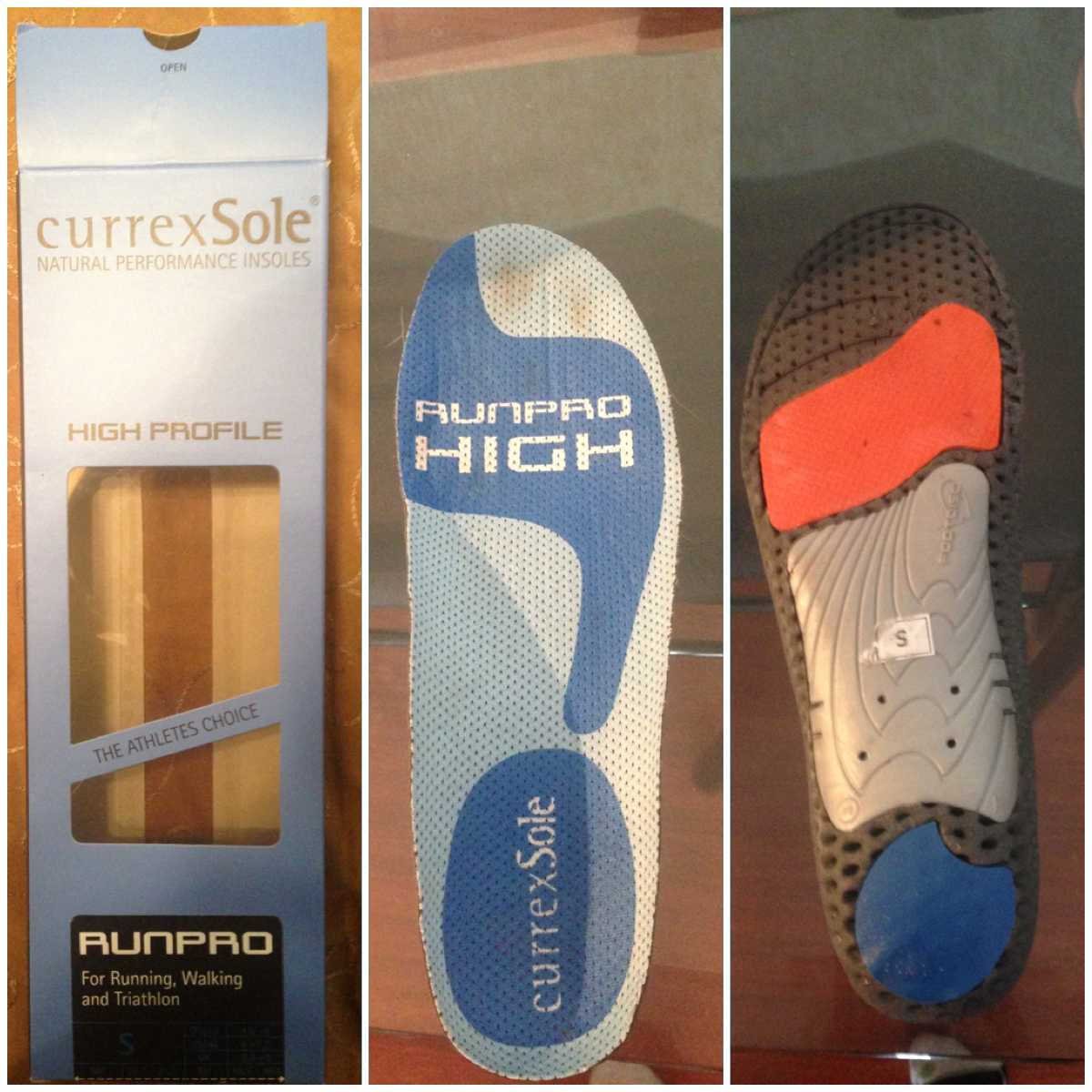 Low Medium /& High Profile available CurrexSOLE BikePro performance INSOLES