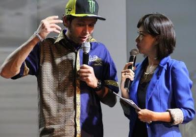 Bukan Marquez - Lorenzo, Ternyata Ini yang Ditakutkan Rossi