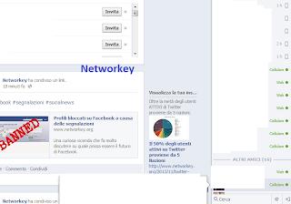 Facebook Cellulare Web