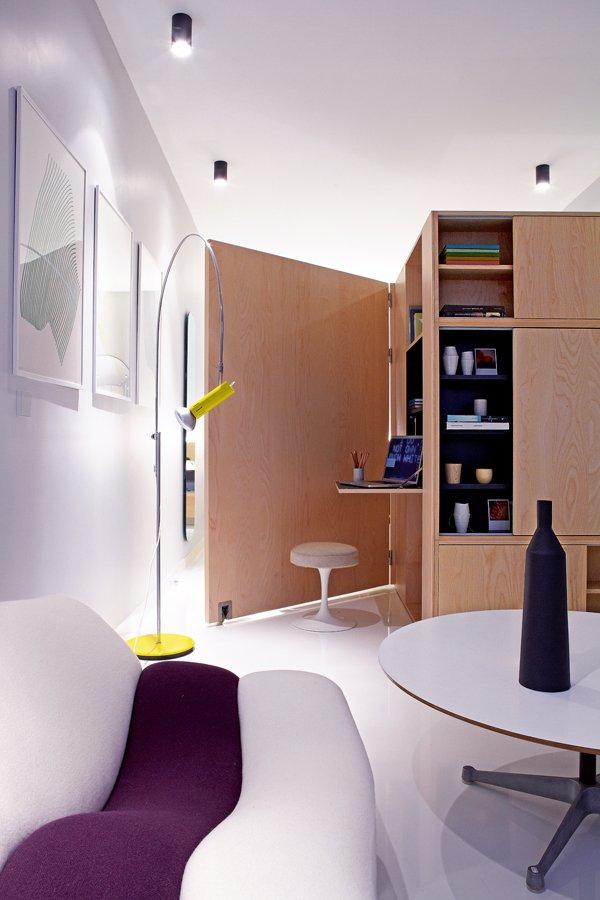 Mini apartamento en paris perfecci n en 30 m2 ministry - Mini apartamentos ...