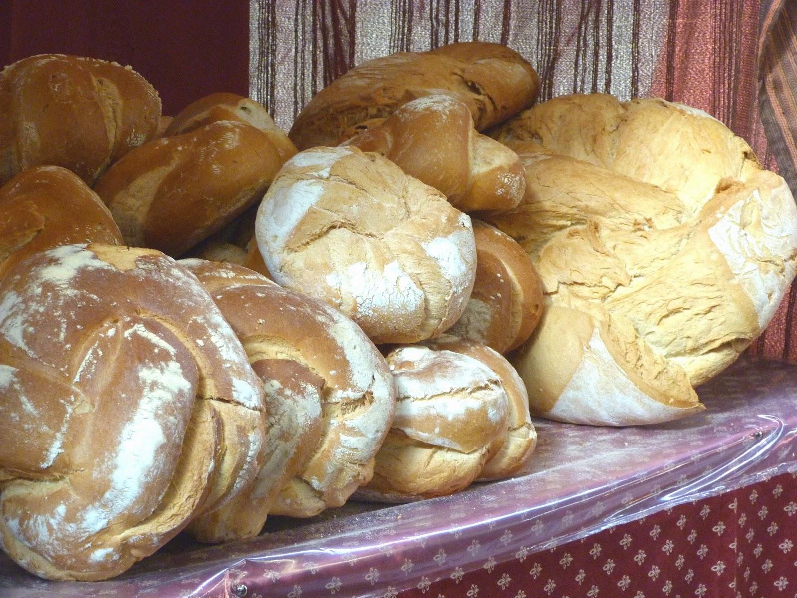 Tarragonain panes tradicionales