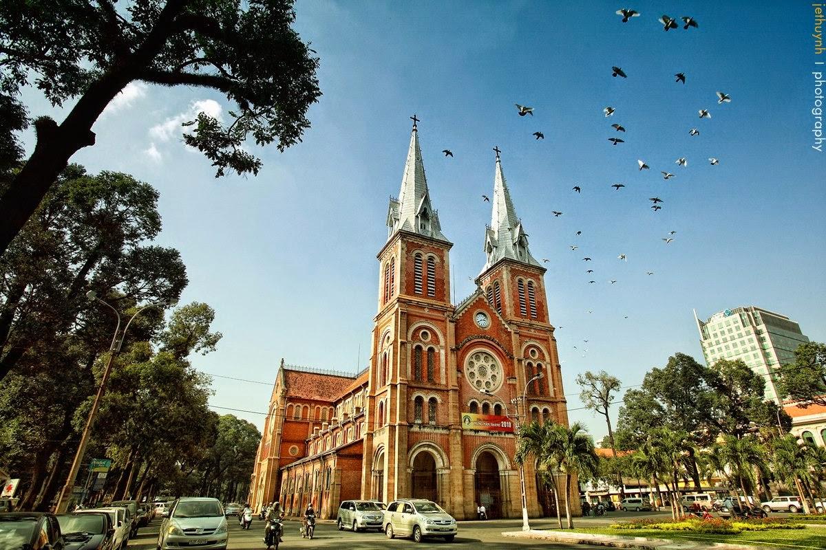Duc Ba Church - Nhà thờ Đức Bà