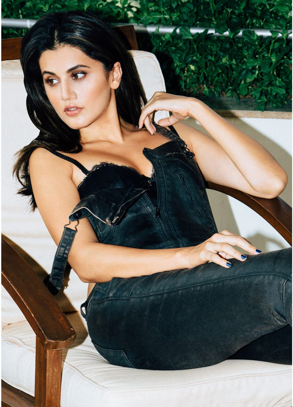 Taapsee Pannu Hot Latest Photo Shoot poses for GQ Magazine HD Photos