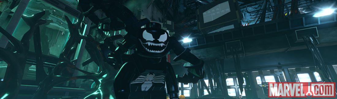 The Venom Site Lego Marvel Super Heroes Venom Screenshots