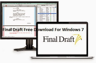 Final Draft Free Download For Windows 7