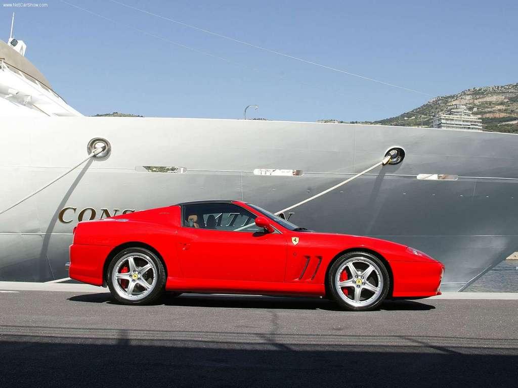 Ferrari 575M Superamerica Preview