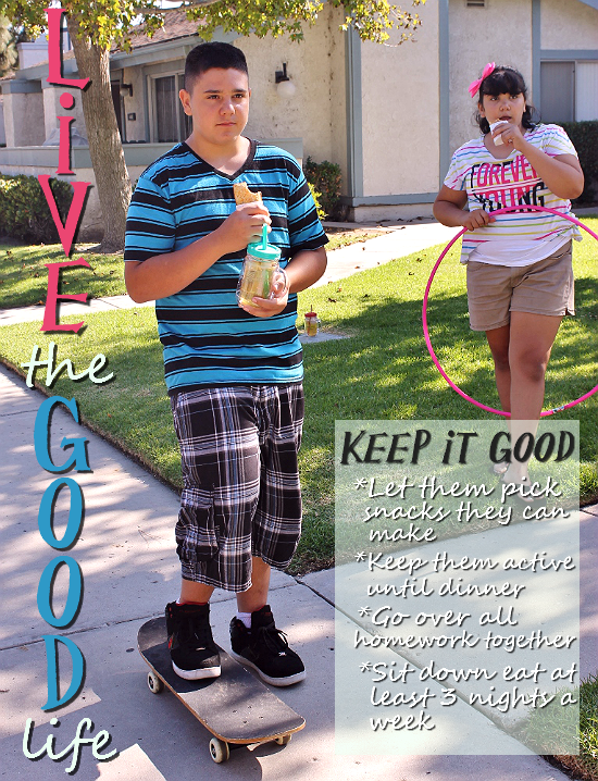 Simple tips to help create time to connect after school. #MyGoodLife #CollectiveBias #Shop