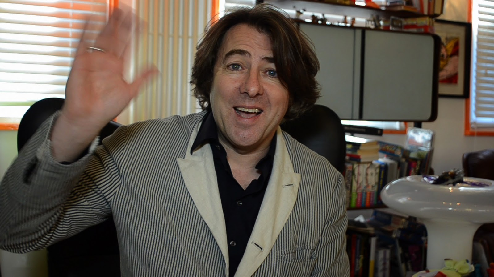 Filmed Jonathan Ross To Promote London Korean Film Festival