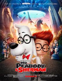 Las aventuras de Peabody y Sherman (2014)
