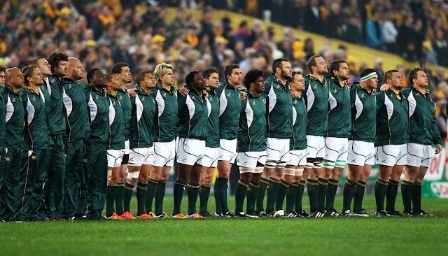 Springbok Team