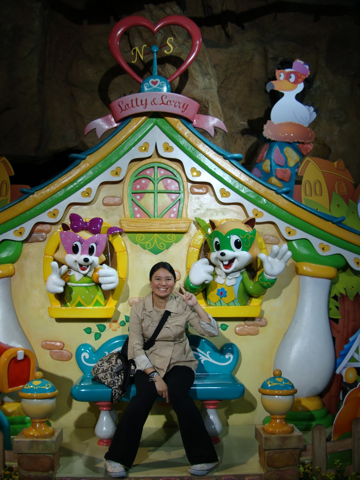 lotte world how to get there