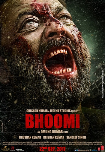 Bhoomi 2017 Hindi DVDScr x264 700MB