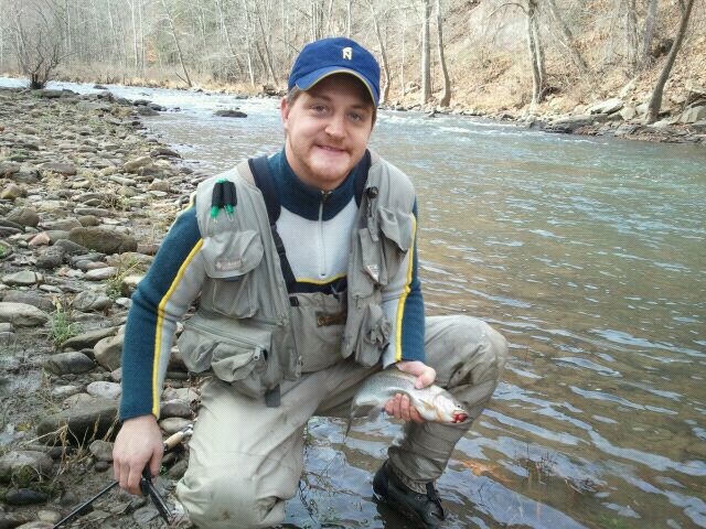 My hunting fishing and recreation adventures trout for Hunt fish va