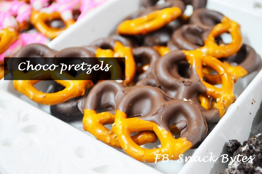 MINI PRETZELS COOKIES