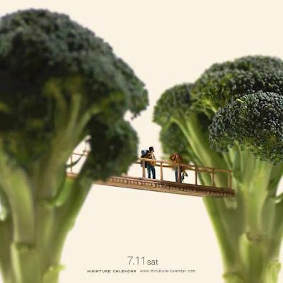 Galeri Miniature Photography yang Unik dan Keren Banget APANIH.COM