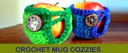 Crochet Mug Cozzies