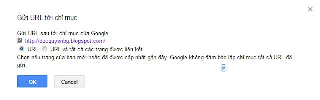 Tính năng tìm nạp như google trong google webmaster tools 2