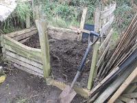 Allotment Growing - November Jobs - Compost Bin