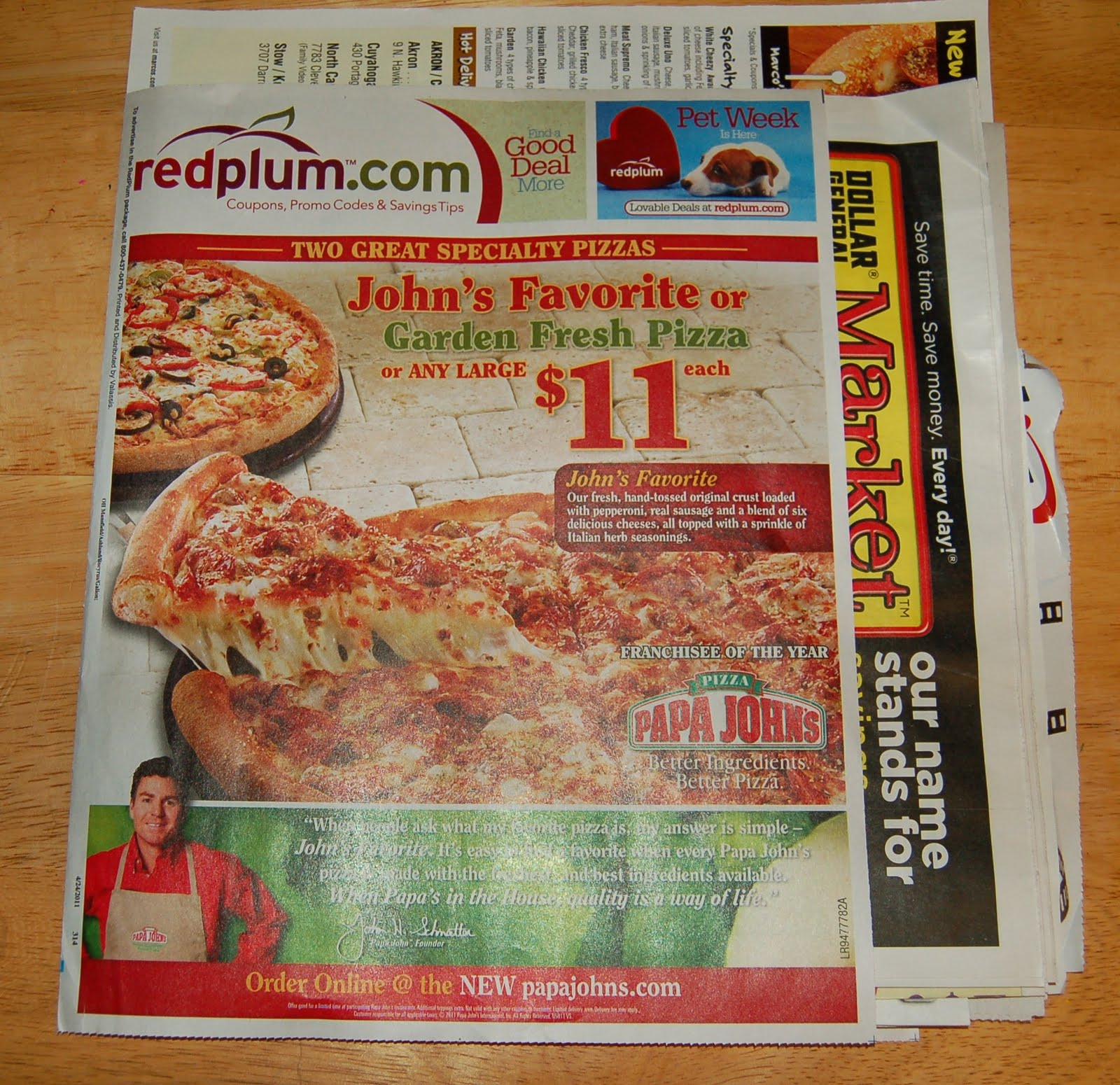 Coupon clippin 4 you