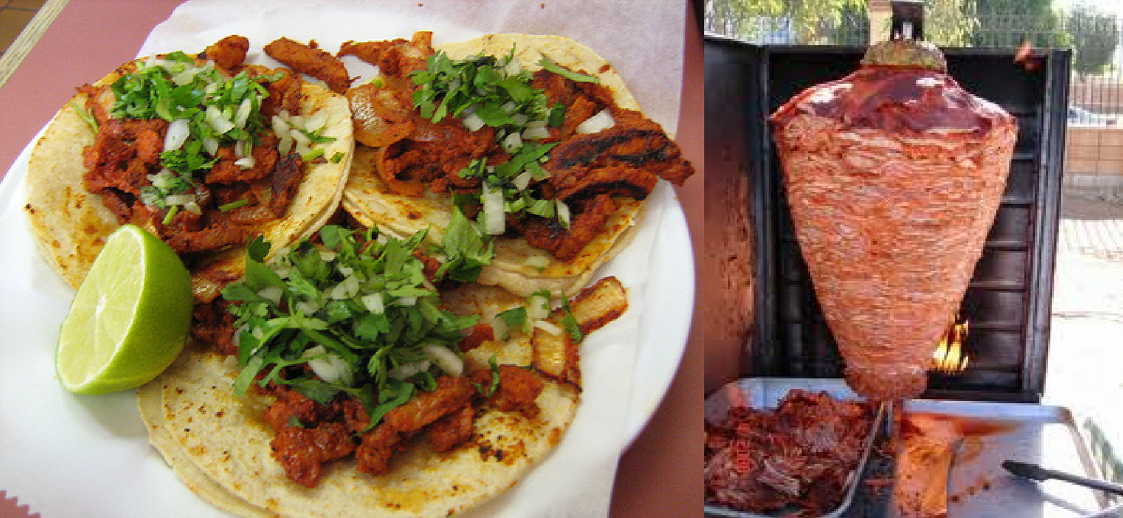 Tacos Al Pastor A La Fake Meat Recipe — Dishmaps