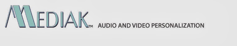 Mediak Personalized Audio & Video