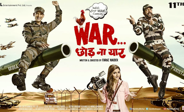 War Chhod Na Yaar (2013) Hindi Movie Official Trailer Watch Online Free