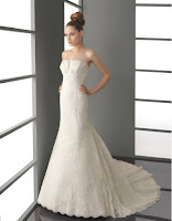 2012 Aire Barcelona Bridal Wedding Dresses in Lace Collection