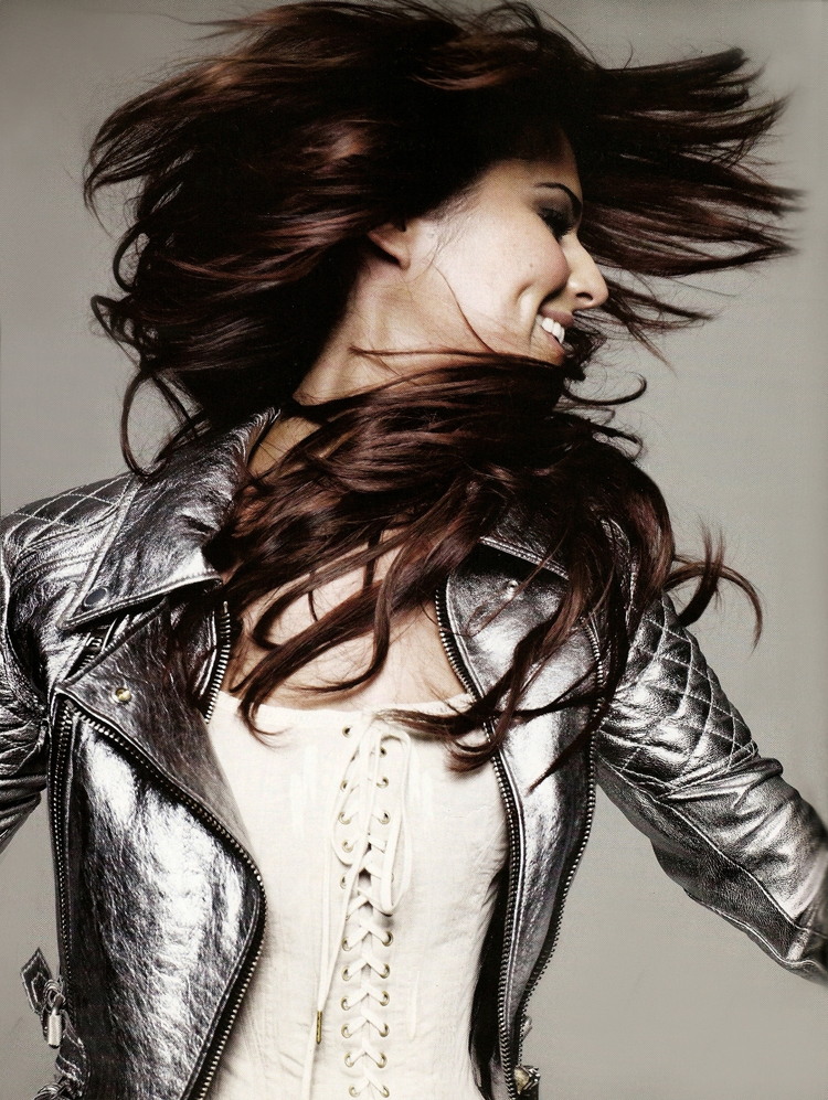 Cheryl Cole Hair Photos 15
