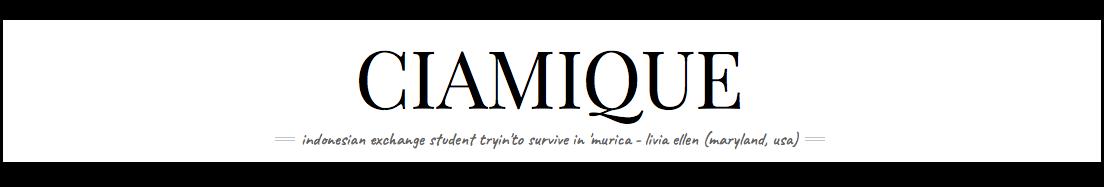 ciamique - EllenLivi