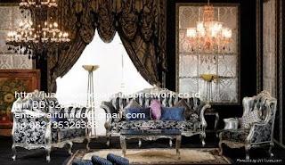 sofa klasik jepara Mebel klasik jepara sofa tamu klasik ukir sofa tamu klasik jati sofa tamu klasik modern sofa tamu klasik duco jepara mebel jati klasik jepara SFTM-33007 set sofa tamu klasik