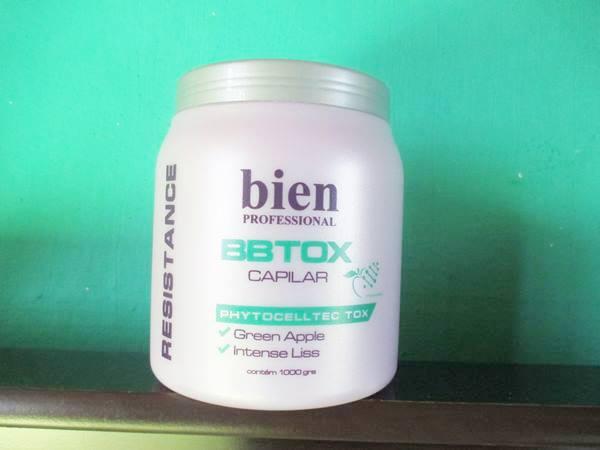 Botox Capilar Bien