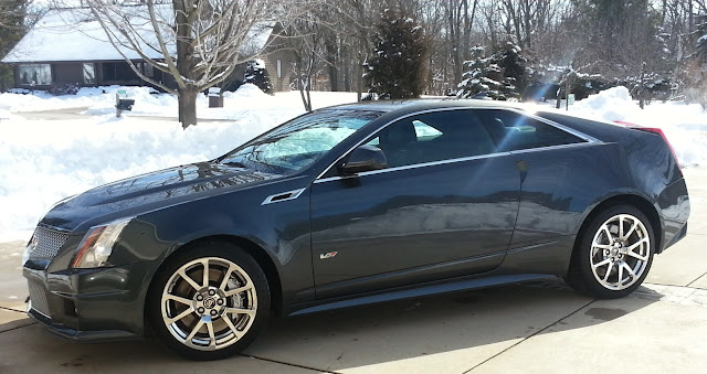Why I Bought a Cadillac CTS-V Coupe…
