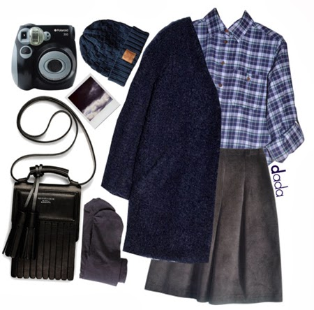 polyvore sets_ street color style