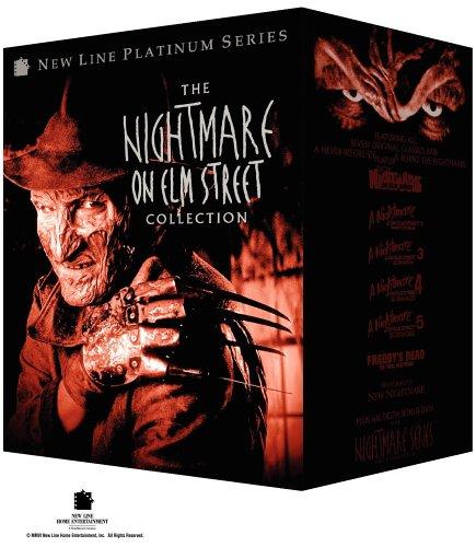 The Best Of Horror Films Freddy Krueger A Nightmare On