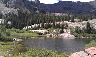 Lake Blanche, Brighton Utah